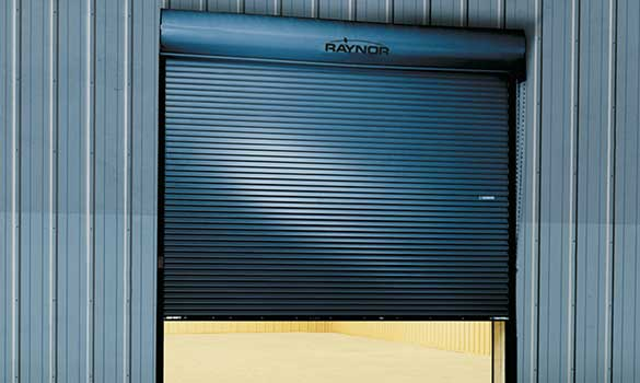 Commercial Rolling Doors